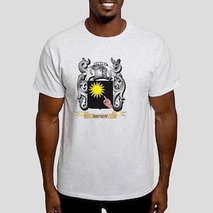 Brady Family Crest - Brady Coat of Arms T-Shirt