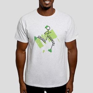 Cute Cross Country Runner Light T-Shirt