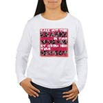 Call out the Leader Women's Long Sleeve T-Shirt