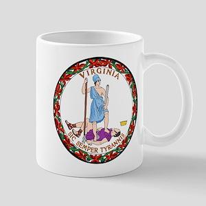 Virginia State Seal Mug