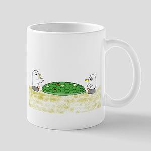 As the turtle sleeps Mug