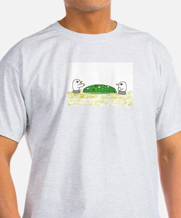 As the turtle sleeps T-Shirt
