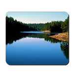Mogollon Rim Lake Sunrise Mousepad