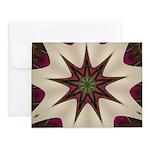 Wine'n Cream Mandela Note Cards (Set of 10)