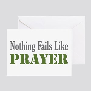 Nothing Fails Like Greeting Cards (Pk of 10)