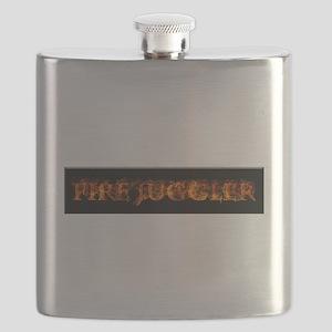 Fire Juggler Flask