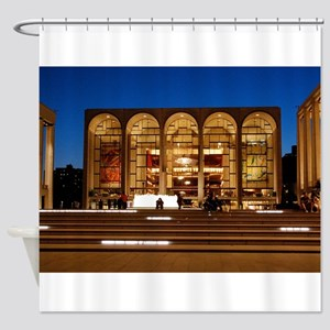 NYC: Lincoln Center Shower Curtain