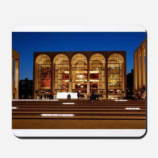 NYC: Lincoln Center Mousepad