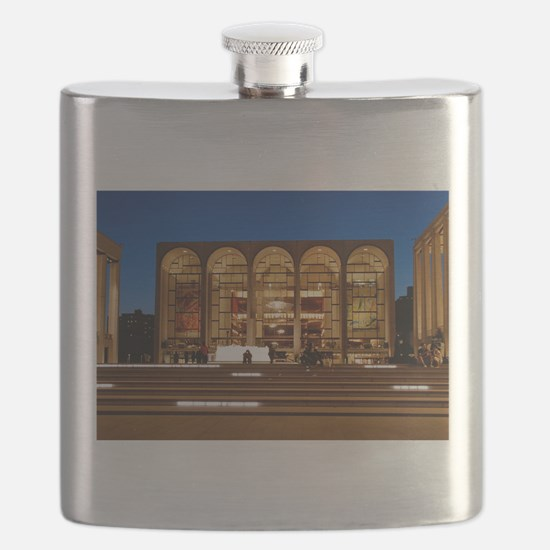 NYC: Lincoln Center Flask
