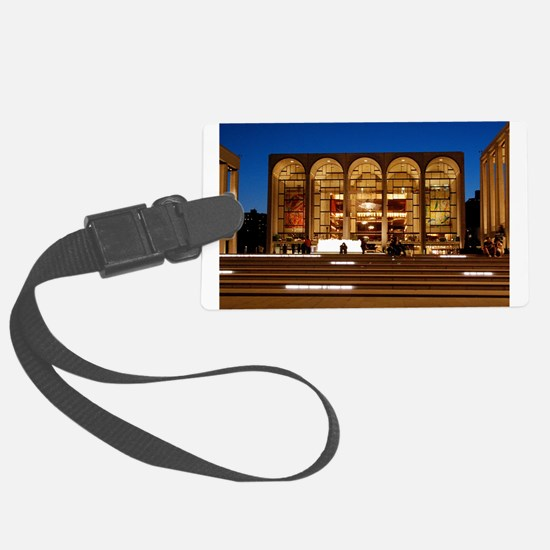 NYC: Lincoln Center Luggage Tag