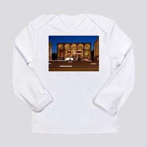 NYC: Lincoln Center Long Sleeve Infant T-Shirt