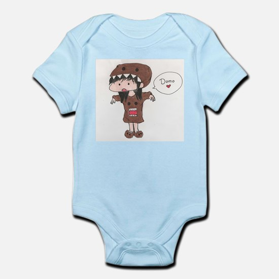 Domo Infant Bodysuit