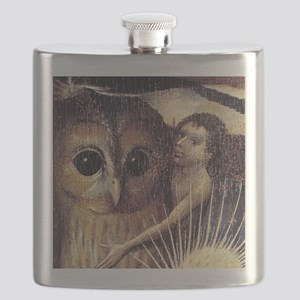 Bosch Earthly Delights (Detail) Flask