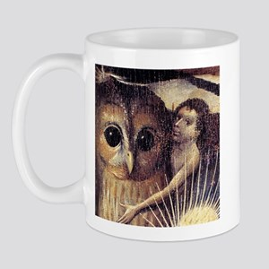 Bosch Earthly Delights (Detail) Mug