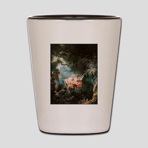 Jean-Honoré Fragonard The Swing Shot Glass