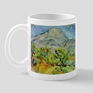 Cezanne Mont Sainte-Victoire Mug