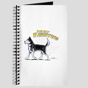 Siberian Husky Hairifying Journal