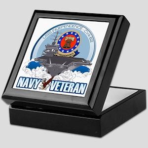 USS Independence Keepsake Box