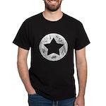 Distressed Vintage Star 2 Dark T-Shirt