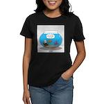 Fishbowl Stolen Treasure Women's Dark T-Shirt