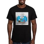 Fishbowl Stolen Treasure Men's Fitted T-Shirt (dar