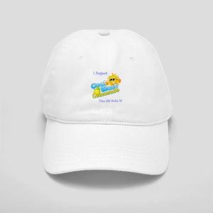 Cool Blast Lemonade Logo Cap