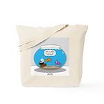 Fishbowl Stolen Treasure Tote Bag