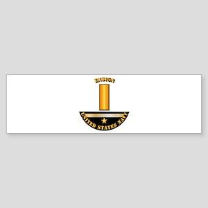 Navy - Officer - Ensign Sticker (Bumper)