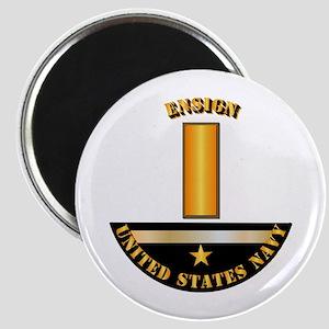 Navy - Officer - Ensign Magnet