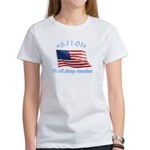 9/11 Tribute - Always Remember Women's T-Shirt