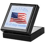 9/11 Tribute - Always Remember Keepsake Box