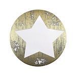 Distressed Vintage Star 3 3.5