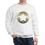 Distressed Vintage Star 3 Sweatshirt