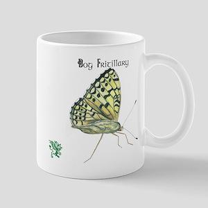 Bog Fritillary Mug