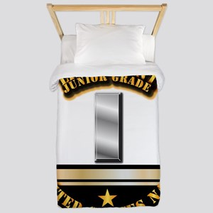 Navy - Officer - LT JG Twin Duvet