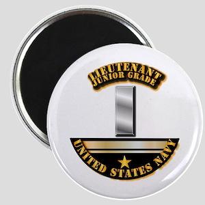 Navy - Officer - LT JG Magnet
