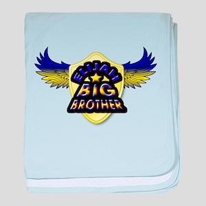 Elijah Big Brother baby blanket