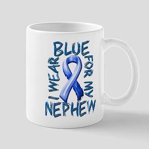 I Wear Blue for my Nephew Mug