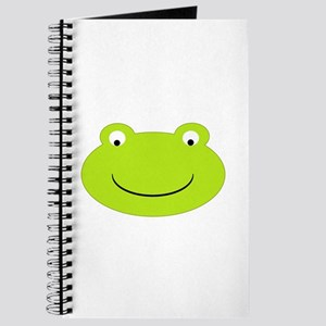 Frog Face Journal
