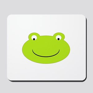 Frog Face Mousepad