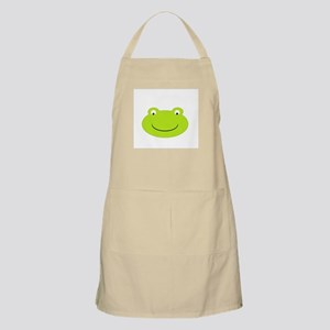 Frog Face Apron