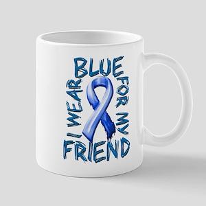 I Wear Blue for my Friend Mug