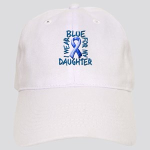 I Wear Blue for my Daughter Cap