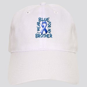 I Wear Blue for my Brother Cap