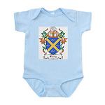Furey Coat of Arms Infant Creeper