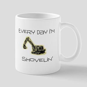 Shovelin' Mug