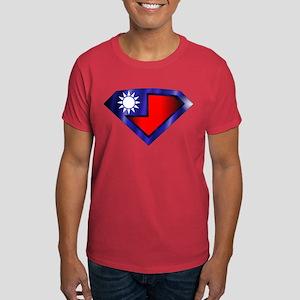 """Super Taiwan"" Dark T-Shirt"