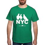 wi Run NY Pigeons T-Shirt