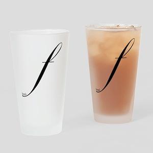 F Bomb Drinking Glass