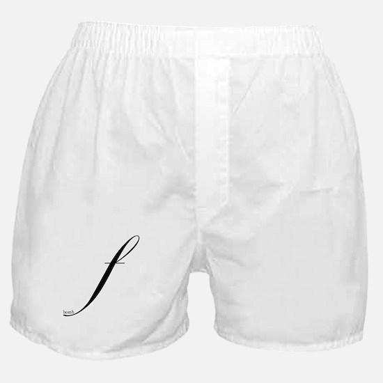 F Bomb Boxer Shorts